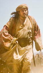 Prince of Persia - Le sabbie del tempo: 4 backstage in italiano - Sheik Amar