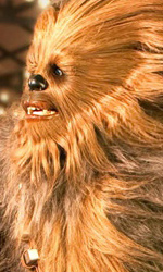 Star Wars Weekends 2010: i wallpaper pubblicitari - Chewbacca