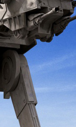 Star Wars Weekends 2010: i wallpaper pubblicitari - L'AT-AT