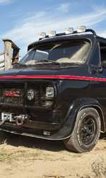 The A-Team: quattro spot presentano il team - Il furgone dell'A-Team