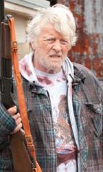 Hobo with a Shotgun: Rutger Hauer � Hobo di Grindhouse - Hobo � pronta a far giustizia col suo fucile