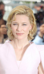 Robin Hood: il photocall - Cate Blanchett e Russell Crowe al photocall