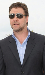 Robin Hood: il photocall - Russell Crowe