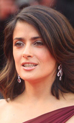 Robin Hood: il red carpet - Salma Hayek