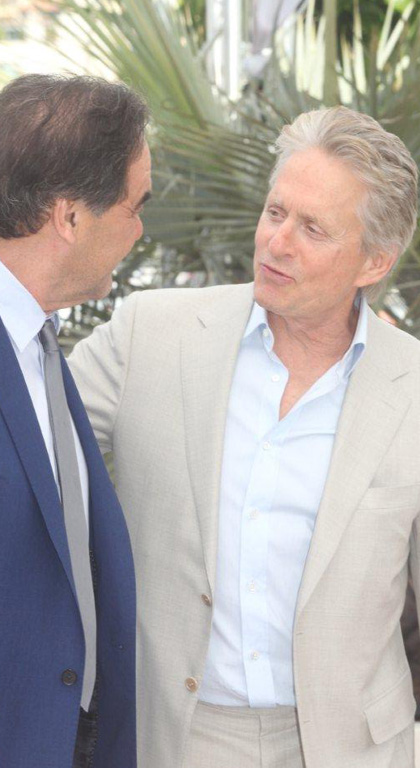 In foto Michael Douglas (69 anni)