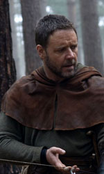 Box Office: Robin Hood debutta al primo posto - Box Office Italia