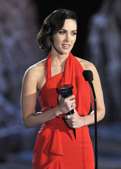 Megan Fox fuori da Transformers 3