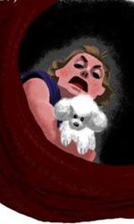 Movies R Fun: le illustrazioni di Terminator, Seven ed altri film R - Il silenzio degli innocenti