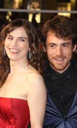 La nostra vita: il red carpet - Luchetti con Elio Germano, Isabella Ragonese e Stefania Montorsi