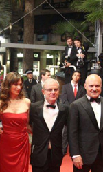La nostra vita: il red carpet - Il cast