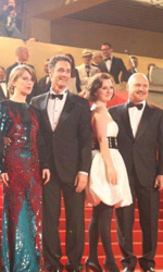 La nostra vita: il red carpet - Il cast completo