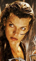 Resident Evil: Afterlife, foto di Chris e Claire Redfield ed Alice - Alice perderà i suoi poteri