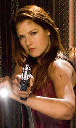 Resident Evil: Afterlife, foto di Chris e Claire Redfield ed Alice - Claire, Chris ed Alice