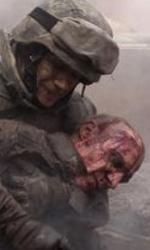 Coriolanus: prime foto di Ralph Fiennes e Gerard Butler - Una scena del film