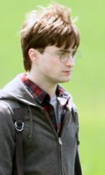 Harry Potter e i doni della morte: il trio nella foresta di Dean