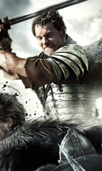 Centurion: �la storia � scritta col sangue� nel nuovo film di Marshall - Cercare di sopravvivere contro un nemico agguerito