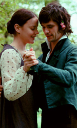 Film nelle sale: weekend romantico con Bright Star e La fontana dell'amore - Sfumature d'amore
