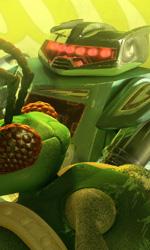 Toy Story 3 � La grande fuga: come bilanciare azione e commedia - La gand di Lots'o mentre scommette