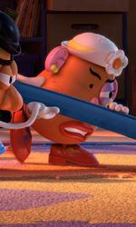 Toy Story 3 � La grande fuga: come bilanciare azione e commedia - I signori Testa di Patata