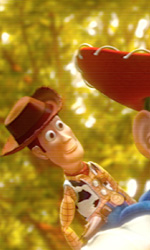 Toy Story 3 � La grande fuga: come bilanciare azione e commedia - Un video casalingo
