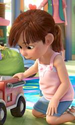 Toy Story 3 � La grande fuga: come bilanciare azione e commedia - I bambini dell'asilo