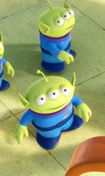 Toy Story 3 � La grande fuga: come bilanciare azione e commedia - Una scena del film