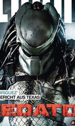 Predators: le immagini del Super Black Predator - Svelati i nuovi Predator