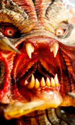 Predators: le immagini del Super Black Predator - Il Black Predator