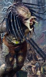 Predators: le immagini del Super Black Predator - Una scena del film