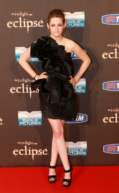 In foto Kristen Stewart (27 anni)