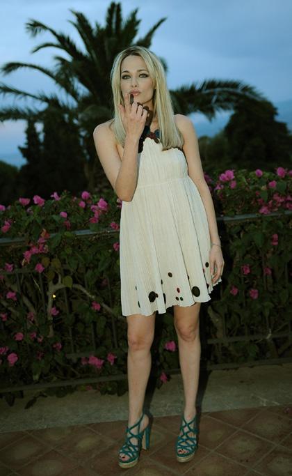 In foto Laura Chiatti (36 anni)