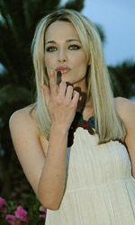 In foto Laura Chiatti (36 anni) Dall'articolo: Nastri d'Argento 2010: vincono Virzì e Ozpetek.