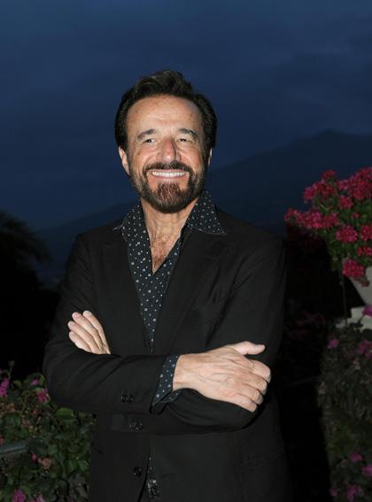 In foto Christian De Sica (65 anni)