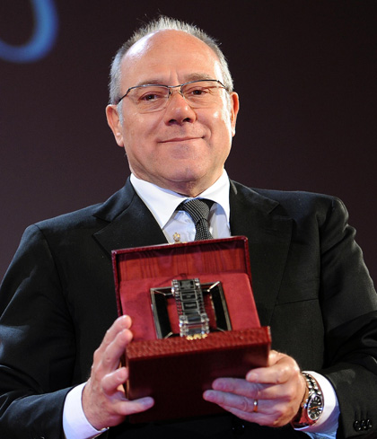 In foto Carlo Verdone (68 anni)