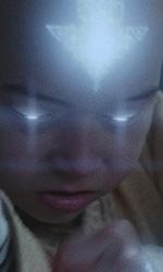 L'ultimo dominatore dell'Aria: gli effetti digitali della ILM - Aang in stato Avatar