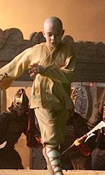 L'ultimo dominatore dell'Aria: gli effetti digitali della ILM - Aang in fuga