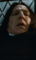 Harry Potter e i doni della morte: solo io posso vivere per sempre - Snape (Piton)