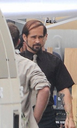 Horrible Bosses: Colin Farrell è veramente un capo orribile - Colin Farrell sul set