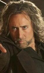 L'apprendista stregone: diventerai una forza al servizio del bene - Nicolas Cage durante le riprese