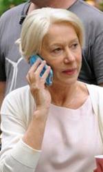 Arthur: la Batmobile appare sul set del remake - Helen Mirren sul set