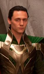 Thor: primo sguardo a Thor, Odino e Loki - Loki