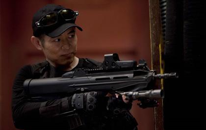 In foto Jet Li (53 anni)
