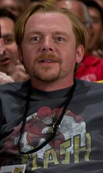 Paul: prime immagini del set del Comic-Con di Pegg e Frost - Clive e Graeme al Comic-Con