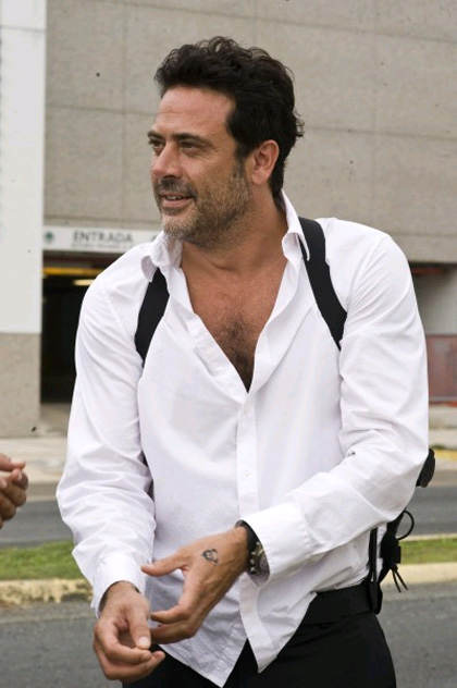 In foto Jeffrey Dean Morgan (47 anni)