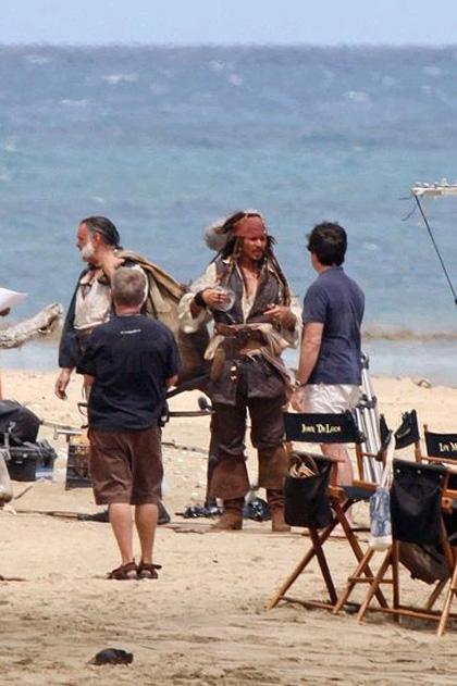 In foto Johnny Depp (53 anni)