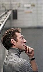 Black Swan: il thriller sul balletto di Darren Aronofsky - Cassel e Aronofsky sul set