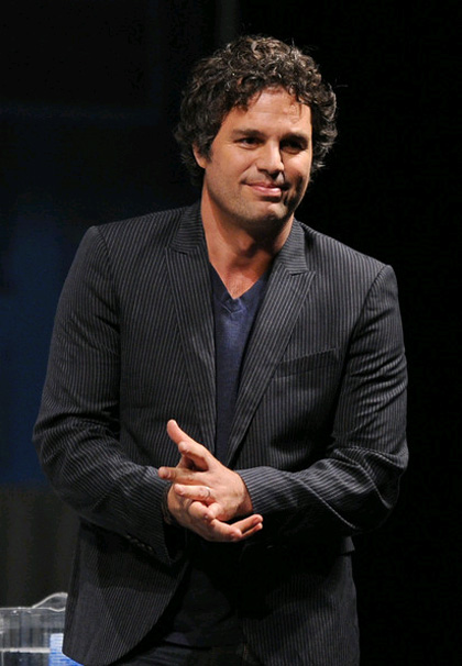 In foto Mark Ruffalo (46 anni)