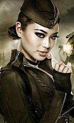Comic-Con 2010: Sucker Punch, draghi, mecha, zombie e ninja - Il characetr poster di Amber