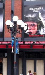 Comic-Con 2010: Battle: Los Angeles, se non è umano, uccidetelo - I poster a san Diego