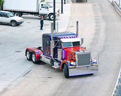 Optimus Prime -